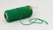 Шпагат бавовняний кольоровий - темно-зелений, 45 метрів 0