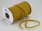 Jute rope in yellow color, diameter 6 mm, 25 meters 0