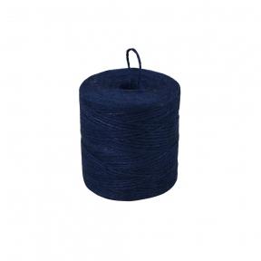 Шпагат джутовий синій, 350 метрів