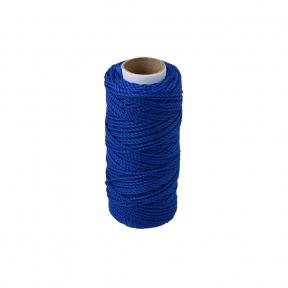 Polypropylene cord blue, 80 meters