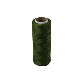 Polyamide thread 187 tex dark-green, 250 meters