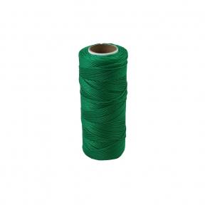 Нитка поліпропіленова 100текс х1х3 зелена, 165 метрів