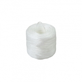 Polypropylene twine white, 100 meters