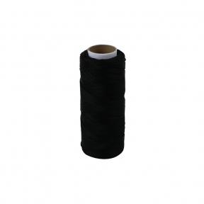 Polypropylene thread black, 165 meters