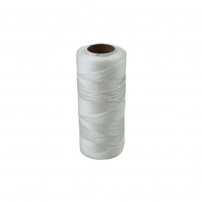 Polypropylene thread white, 165 meters