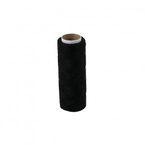 Polyamide thread 187 tex black, 250 meters