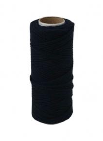 Cotton twine dark blue color, 45 meters