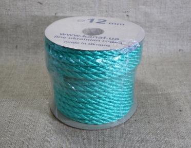 Polypropylene rope d12mm, 25 meters
