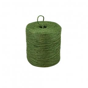 Шпагат джутовий зелений, 350 метрів